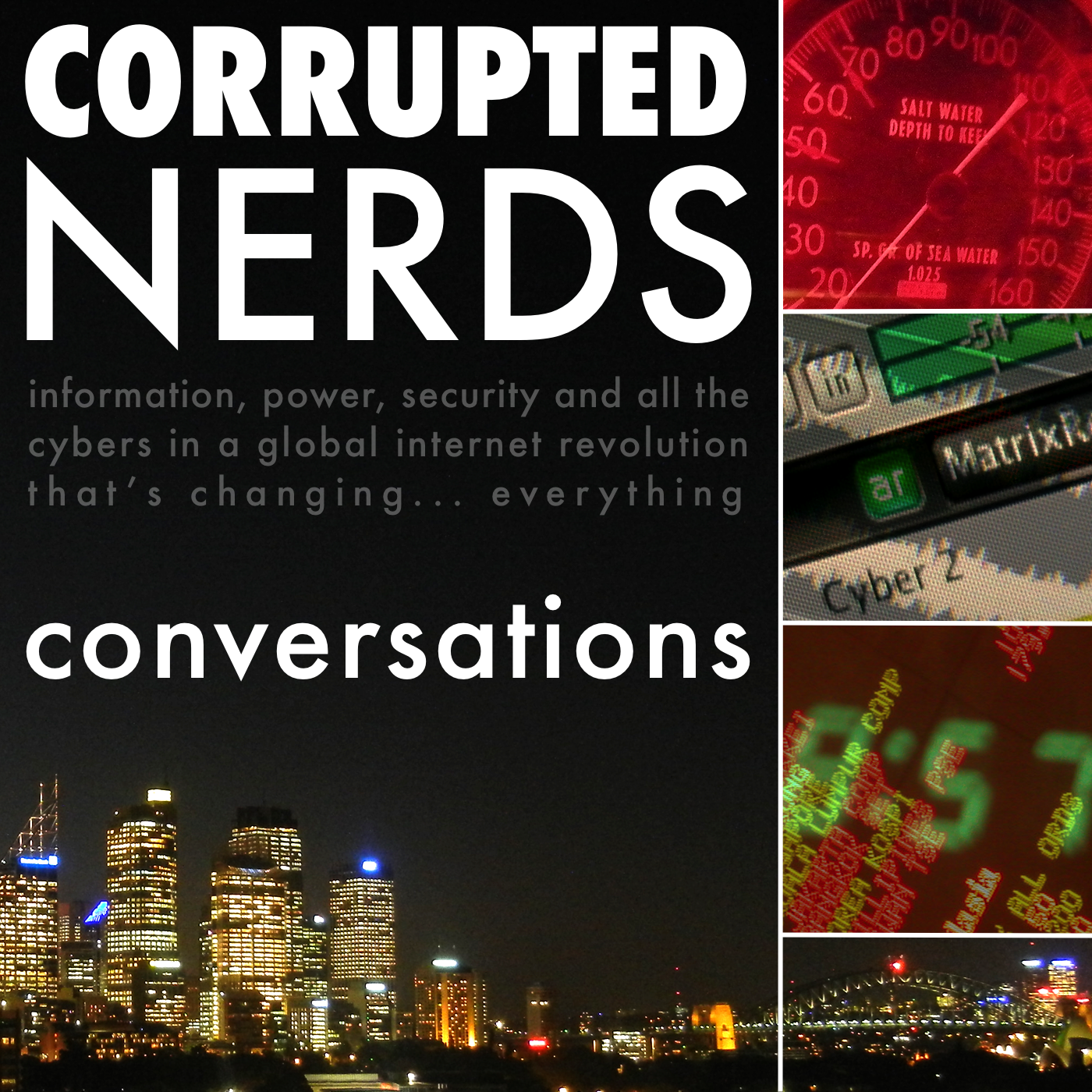 Corrupted Nerds: Conversations
