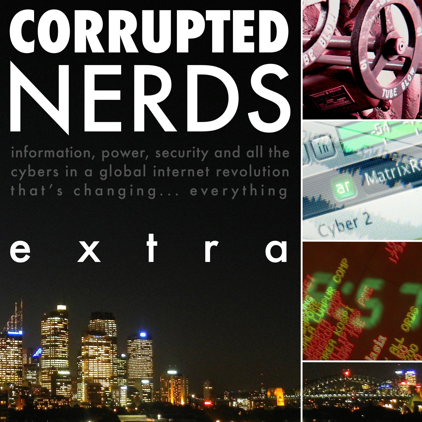 Corrupted Nerds: Extra